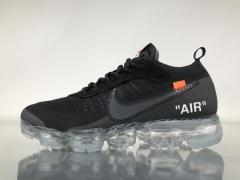 Authentic 2018 OFF-WHITE x Nike Air VaporMax 2.0