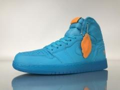 "Authentic Air Jordan 1 ""Gatorade"""