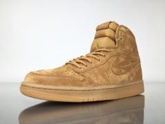 "Authentic Air Jordan 1 Retro High OG ""Wheat"""