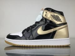 "Authentic Air Jordan 1 Retro High OG NRG ""Top 3"