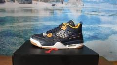 Authentic Air Jordan 4 Dunk From Above