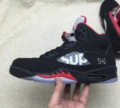 "Authentic Air Jordan 5 Retro  ""sup"""