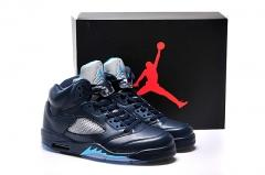 Authentic Air Jordan 5 Retro Black win