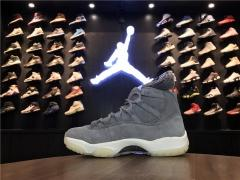 "Authentic Air Jordan 11 Low  Premium""Suede"""