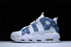 Authentic Air More Uptempo X  Lv  Men and women shoes  (best quality)