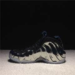 "Authentic Air Foamposite One""One Mirror""Men shoes"
