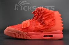 "Authentic Nike Air Yeezy 2 ""Red"""