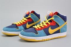 Authentic Nike Dunk High Pro SB MR Pacman  Men and Women shoes