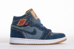 Super max perfect Levis x Air Jordan 1 Retro NRG(98.5%Authenic)(1)