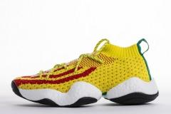 Super max perfect  Pharrell x Adidas Crazy BYW Boost AC7112(98.5%Authenicc)