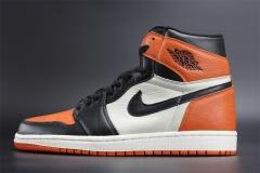 "Authentic Air Jordan 1 Retro High OG ""Shattered Backboard"""