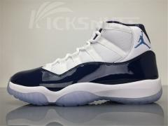 "(The best version with Tag on Box and dust bag)Authentic Air Jordan 11 ""Midnight Navy"