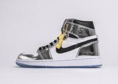 "Authentic Air Jordan 1 HIGH ""Pass The Torch"""