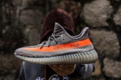 "(PK Quality) Adidas Yeezy Boost 350 V2""Beluga""Real Boost Men and Women shoes"