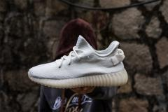 "(PK Quality)Adidas Yeezy Boost 350 V2 ""Cream White""Real Boost Men and Women shoes"