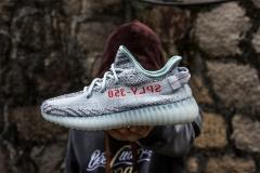 "(PK Quality) Adidas Yeezy Boost 350 V2 ""Blue Tint""Real Boost Men and Women shoes"