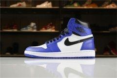 "Authentic Air Jordan 1 ""Game Royal"""