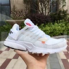 Authentic OFF-WHITE x Nike Air Presto 2.0 White