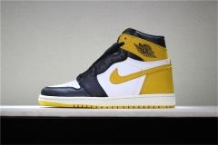 "Authentic Air Jordan 1 ""FIVE MVP AWARDS"""