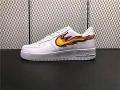 "Super max perfect Nike Air Force 1 ""Flame""(98.5%Authenic)"