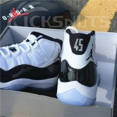 "Authentic Air Jordan 11 ""Concord"" Retro 2018"