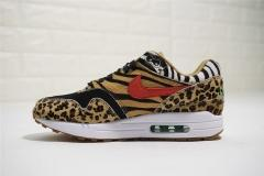 Authentic Atmos x Nike Air Max 1 DLX'Animal Pack'2.0