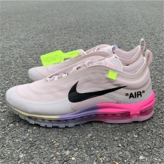 Authentic OFF-WHITE X Nike Air Max 97 OW