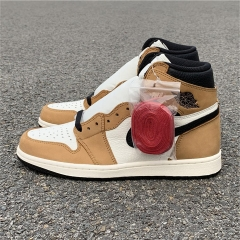 "Authentic Air Jordan 1 Retro High OG ""Rookie of the Year"""