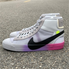 "Authentic Nike Blazer Mid""Queen"" x Off-White"