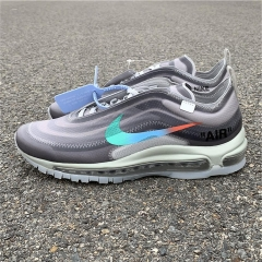 Authentic Off White x Nike Air MAX 97 OW shoes
