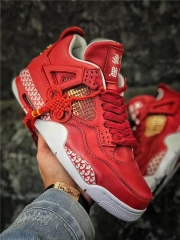 "Authentic Air Jordan 4""Chinese New Year"""