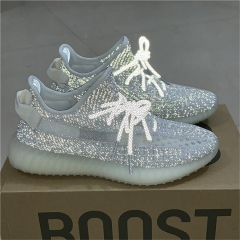"Authentic Aadidas Yeezy Boost 350 V2 ""Static"""