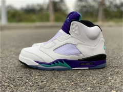 "Authentic Air Jordan 5 NRG ""Fresh _Prince"""