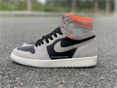 Authentic Cspace Air Jordan 1 OG High AJ1
