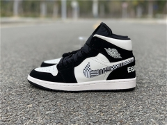 "Authentic Air Jordan 1 Mid BHM ""EQUALITY"""