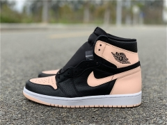 "Authentic Air Jordan Retro 1 High OG ""Crimson Tint"""
