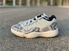 "Authentic Air Jordan 11 Low SE ""Snakeskin"""