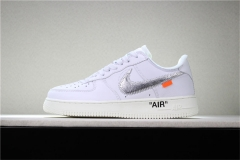 "Super max perfect  OFF-WHITE x Nike Air Force 1 Low ""AF100""(98%Authenic)"