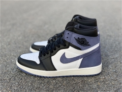 Authentic Air Jordan 1 High Blue Moon