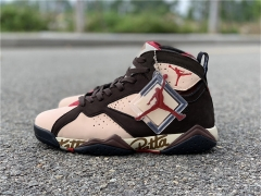 Authentic Patta x Air Jordan 7 OG SP