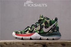 "Super max perfect Bape x Nike Kyrie 5 ""Camo""(98.5%Authenic)"