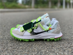 Authentic OFF-WHITE x Nike Zoom Terra Kiger 5