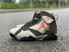 "Authentic Patta x Air Jordan 7 ""Icicle"""