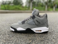 "Authentic Air Jordan 4 ""Cool Grey"""