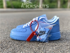 "Authentic OFF-WHITE x Air Force 1 ""MCA"""