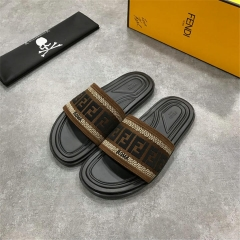 Perfect Fendi Men Slippers(26)