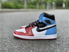 "Authentic Air Jordan 1 High OG ""Fearless"""
