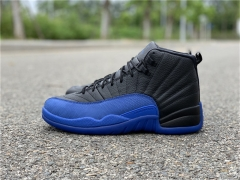 "Authentic Air Jordan 12 ""Game Royal"""