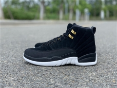 "Authentic Air Jordan 12""Reverse Taxi"""