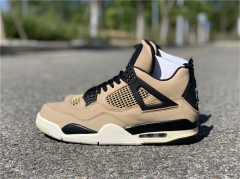 "Authentic Air Jordan 4 ""Retro WMNS Mushroom"